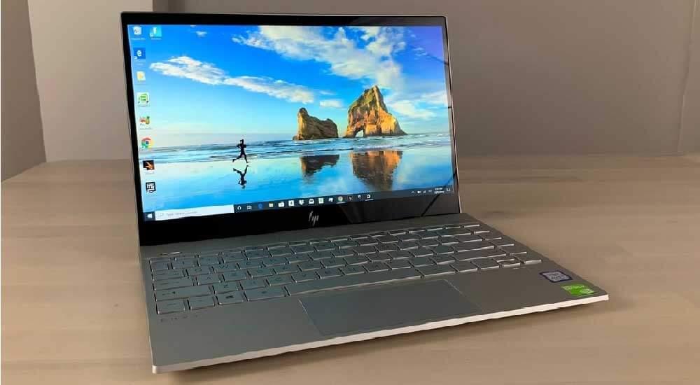 HP ENVY 13.3″ Thin Laptop