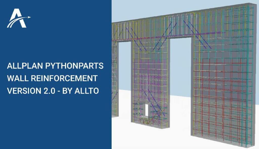 wall reinforcement pythonparts - by allto