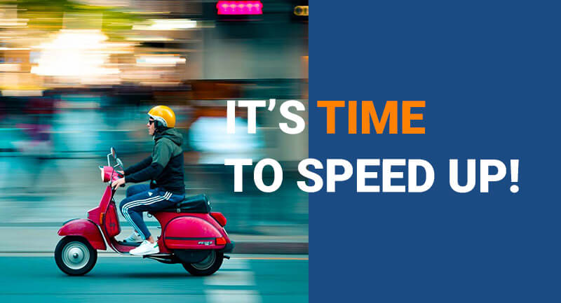 it's time to speed up with allto software